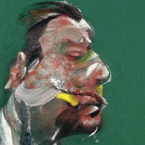Estudio de la cabeza de John Dyer, de Francis Bacon