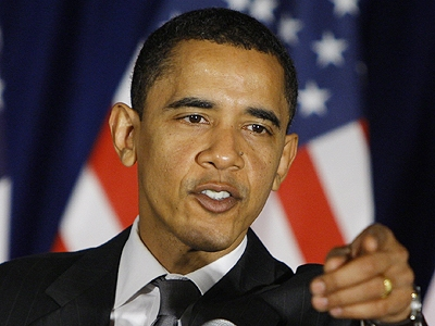 Barak Obama, 44º presidente de los EEUU