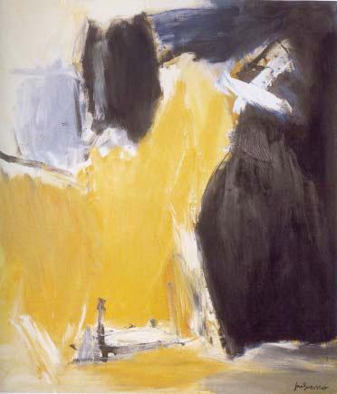 Frontera negra, de José Guerrero (1963)