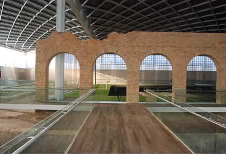 Museo romano de Pedrosa de La Vega (Palencia)