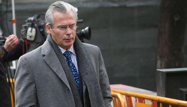 El juez, Baltasar Garzón, en febrero de 2009