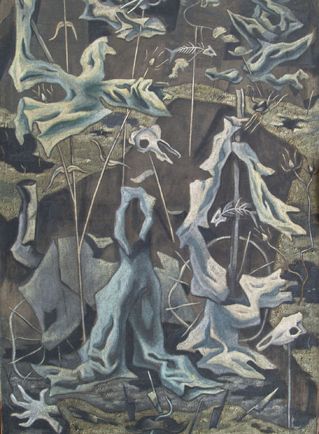El espantapeces (1931), de Maruja Mallo