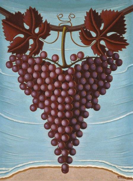 El racimo de uvas (1944), de Maruja Mallo