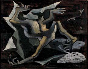 Figura (1932), de Maruja Mallo
