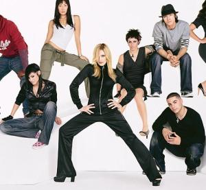 Imagen de la campaña de H&M con la cantante Madonna
