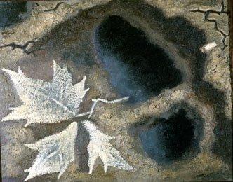 La huella (1929), de Maruja Mallo