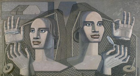 Mensaje del mar (c. 1933), de Maruja Mallo