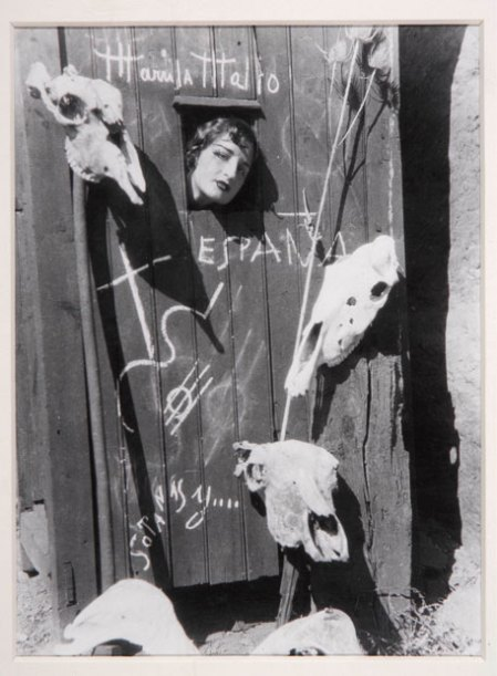 Plástica escenográfica (1930), de Maruja Mallo